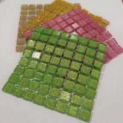 Glitter 10x10mm