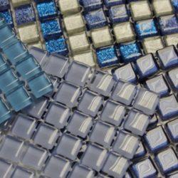 10X10MM Glass Mosaics